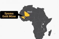 Mali Africa - Map