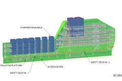 BHP Olympic Dam - Boiler