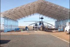Helicopter Hanger Karratha