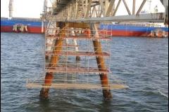 Onslow - Wharf - Underneath